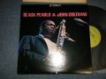 "JOHN COLTRANE - BLACK PEARLS (MINT-/MINT) / US AMERICA Reissue ""LIME GREEN Label""Used LP"