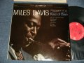 "MILES DAVIS  -  KIND OF BLUE  (MINT-/Ex+++ CLOUD)   / 1965 Version US AMERICA REISSUE ""360 Sound Label"" STEREO Used LP"
