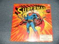 "ORIGINAL RADIO BROADCAST - SUPERMAN  (SEALED) / 1975 US ORIGINAL ""BRAND NEW SEALED"" LP"