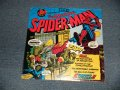 "ORIGINAL RADIO BROADCAST - SPIDER-MAN The Amazing Spider-Man: The Invasion Of The Dragon-Men Vol II(SEALED CUT OUT) / 1974 US AMERICA ORIGINAL ""BRAND NEW SEALED"" LP"