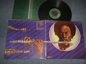 """画像1: SAM RIVERS - HUES (Ex+++/MINT- Cutout) / 1975 US AMERICA ORIGINAL """"QUADRAPHONIC / 4 CHANNEL""""  Used LP"""