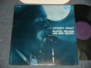 画像1: OLIVER NELSON  - STRAIGHT AHEAD (Ex++/MINT-) / 1984 US AMERICA REISSUE Used LP