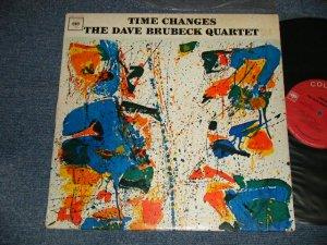 """画像1: THE DAVE BRUBECK QUARTET - TIME CHANGES (Ex++/Ex++ Looks:Ex+++) / 1964 US AMERICA ORIGINAL 1st Press """"2 EYES With GURANTEED HIGH FIDELITY Label"""" MONO Used LP"""