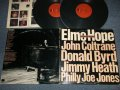 ELMO HOPE, JOHN COLTRANE, DONALD BYRD, JIMMY HEATH, PHILLY JOE JONES - THE ALL-STAR SESSIONS (Ex+/MINT- Cut out) / 1976 US AMERICA ORIGINAL Used 2-LP