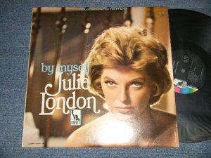 """画像1: JULIE LONDON -BY MYSELF (Ex++/MINT-) / 1965 Later Version US AMERICA """"Columbia Record Club"""" Edition, 2nd Press """"COLOR Tall LIBERTY at LEFT Label"""" STEREO Used LP"""