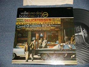 画像1: WILLIE BOBO - UNO DOS TRES 1・2・3 (Ex++/Ex++ TAPE SEAM) / 1966 US AMERICA ORIGINAL STEREO Used LP