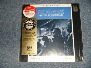 """画像1: RED STEWART AND THE ELLINGTONIANS - RED STEWART AND THE ELLINGTONIANS (SEALED) / 1985 US AMERICA REISSUE """"BRAND NEW SEALED"""" LP"""