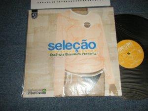 "画像1: V.A. VARIOUS / OMNIBUS - CELECAO ~Essência Brasileira Presents  (NEW) / 2003 SPAIN ORIGINAL ""BRAND NEW"" LP"