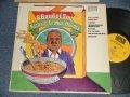 "RICHARD ""GROOVE"" HOLMES - A BOWL OF SOUL(Ex+/MINT-)/ 1966 US AMERICA ORIGINAL ""1st Press Label""  MONO Used LP"