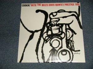 """画像1: THE  MILES DAVIS QUINTET - COOKIN'  WITH (SEALED) / US AMERICA  Reissue RE-PRESS """"Brand New Sealed"""""""