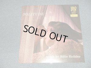 """画像1: BILLIE HOLIDAY - SOLITUDE (SEALED) / 2019 US AMERICA REISSUE """"180 Gram""""  """" BRAND NEW SEALED"""" LP"""