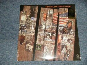 """画像1: The RAMSEY LEWIS - THEM CHANGES(SEALED) / 2008 US AMERICA REISSUE """" BRAND NEW SEALED"""" LP"""