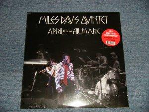 """画像1: MILES DAVIS Quintet - APRIL, 1972 FILLMOREWEST (SEALED) / 2015 EUROPE ORIGINAL """"UN-OFFICIAL"""" """"Brand New Sealed"""" 2-LP's"""