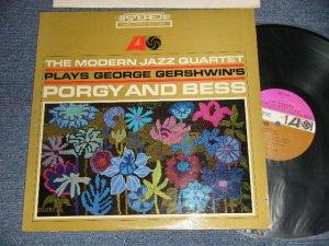 "画像1: MJQ MODERN JAZZ QUARTET - PLAY'S GEROGE GERSHWINS PORGY AND BESS (Ex+++/Ex+++ Looks:MINT-, Ex+++ Looks:Ex++ STPOBC) / 1965 US AMERICA ORIGINAL MISS LABEL COLOR VERSION  ""PYRPLE & BROWN Label"" STEREO Used LP"