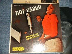 画像1: ERNESTINE ANDERSON - HOT DARGO (Ex++/Ex++, B-1:VG EDSP) / 1958 US AMERICA ORIGINAL MONO Used LP