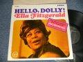 """ELLA FITZGERALD - HELLO, DOLLY!  (Ex++/Ex++) /  1964 US AMERICA ORIGINAL """"CAPITOL RECORD CLUB Release"""" STEREO Used LP"""