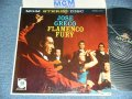 "JOSE GRECO - FLAMENCO FURY / 1960  US ORIGINAL ""BLACK  Label"" MONO Used LP"