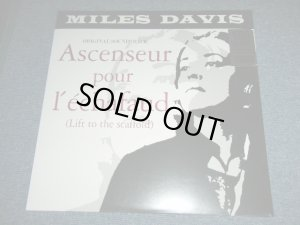 画像1: MILES DAVIS - ASCENSEUR POUR L'ECHFAUD  / 2011 Reissue 180 glam Heavy Weight Sealed LP