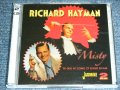 RICHARD HAYMAN - MISTY : THE GREAT HITS SOUND OF / 2011 UK CZECH REPUBLIC Brand New 2CD