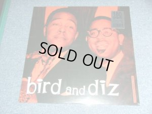 画像1: CHARLIE PARKER & DIZZY GILLESPIE - BIRD & DIZ / 2011 Reissue 180 glam Heavy Weight Sealed LP