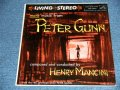 OST/ HENRY MANCINI - PETER GUNN ( RED COVER )   / 1959 US ORIGINAL Stereo  LP