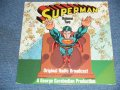ORIGINAL RADIO BROADCAST - SUPERMAN Volume Two / 1974 US ORIGINAL LP