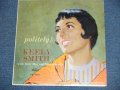 KEELY SMITH - POLITELY !  / 1959 US ORIGINAL Mono LP