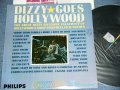 DIZZY GILLESPIE - DIZZY GOES HOLLYWOOD / 1964  US ORIGINAL MONO Used LP