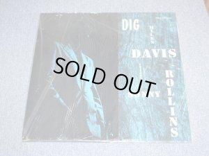 """画像1: MILES DAVIS feat, SONNY ROLLINS - DIG  ( SEALED ) / US AMERICA Reissue RE-PRESS """"Brand New Sealed"""""""