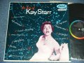 KAY STARR - THE HITS OF / 1958 US ORIGINAL 2nd PRESS LABEL MONO LP