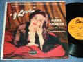 "NORRIE PARAMOR - PLAYS SENTSATIONS IN SOUNDS AND MOODS ""I LOVE"" / 1950'S US ORIGINAL MONO 10 inch LP"