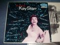 KAY STARR - THE HITS OF! / 1960  2nd PRESS LABEL  BLACK WitH COLOR BAND LABEL LP