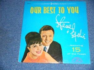 画像1: EYDIE GORME and STEVE LAWRENCE - OUR BEST TO YOU / 1964 US ORIGINAL Stereo LP