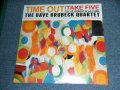 DAVE BRUBECK - TIME OUT / 2011 Reissue 180 glam Heavy Weight Sealed LP