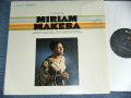 MIRIAM MAKEBA - THE GREAT VOICE OF / 1968 US ORIGINAL STEREO  Used LP
