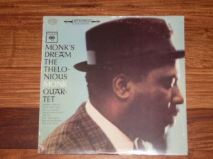 "画像1: THELONIOUS MONK -  MONK'S DREAM / US AMERICA Reissue ""BRAND NEW SEALED"" LP"