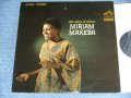 MIRIAM MAKEBA - THE VOICE OF AFRICA / 1964 US ORIGINAL STEREO  Used LP